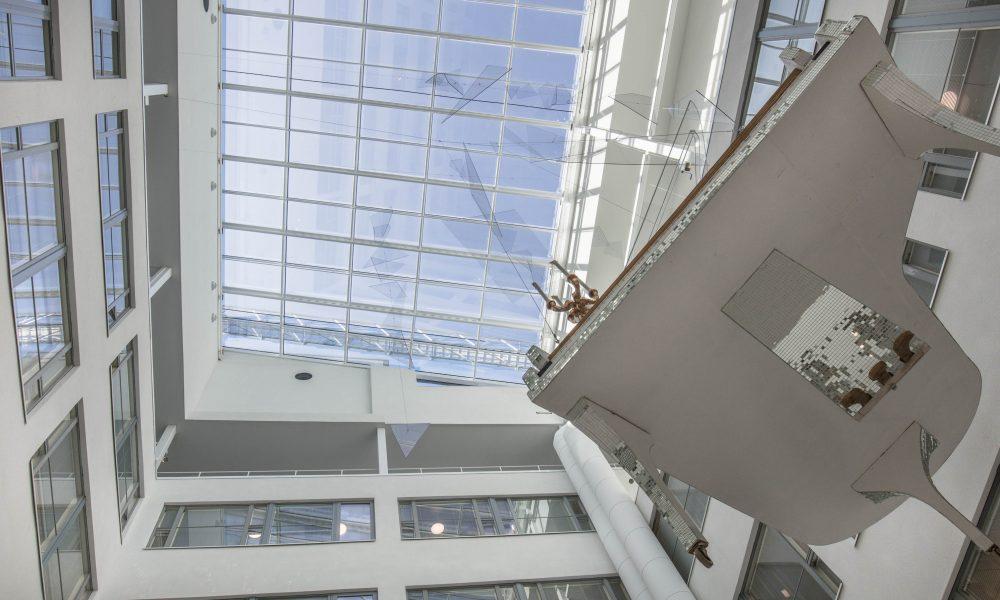 Teollisuuskatu 23, toimisto ja koulurakennus