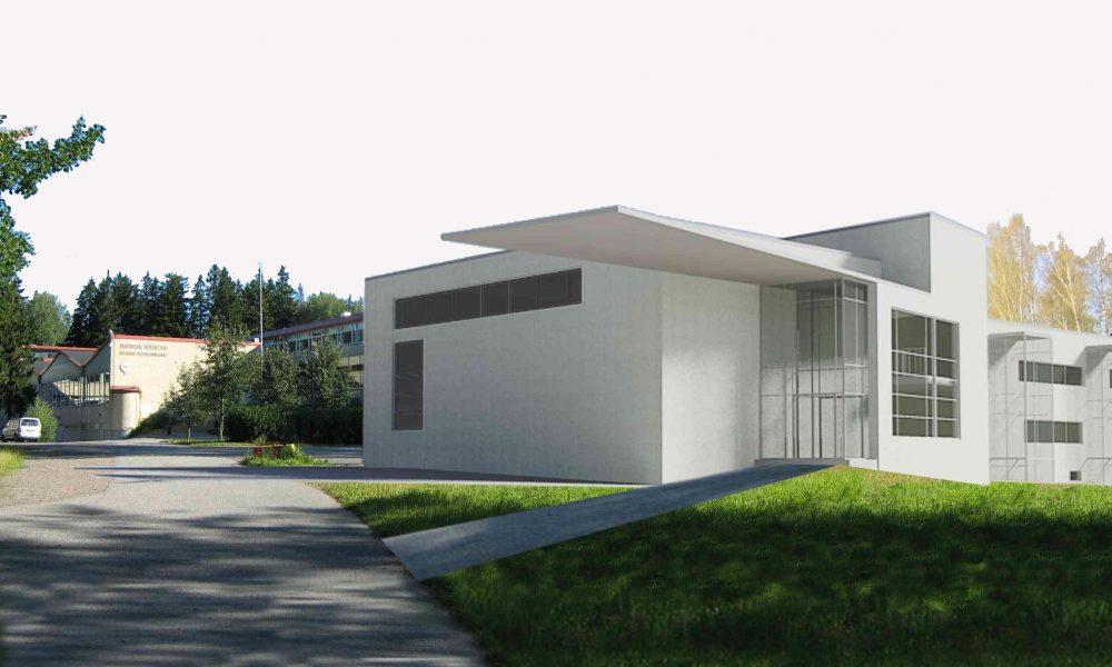 Maunulan yhteiskoulu, lisärakennus